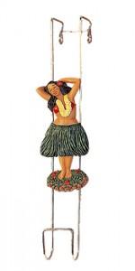 Hula Girl Door Hooks
