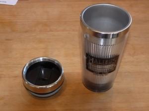 Malibus Insulated Coffee Travel Mug