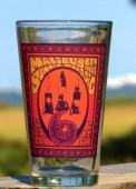 Malibu's Contest #6 Pint glass
