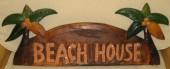 Palm Beach House Sign